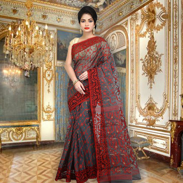 Exclusive Dhakai Jamdani Sarees Collection Online