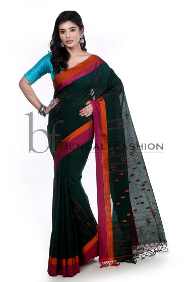 Handloom Bengal Cotton saree