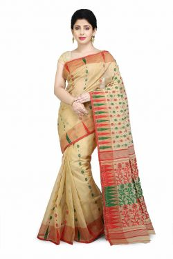 Fancy Dhakai Jamdani Saree