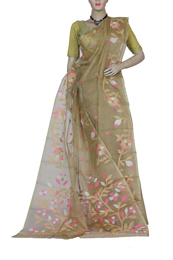 Understanding why Muslin sarees are so popular? Here's how to buy them