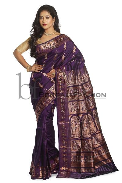 How to Doll up a Saree in an Indian Wedding?