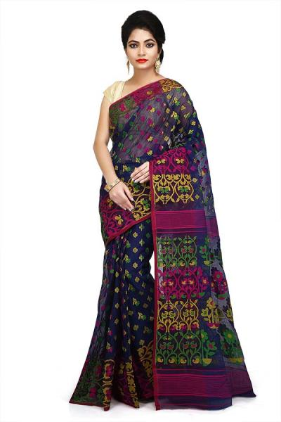 Want To Buy The Best Jamdani Saree Online? Avoid Getting Fooled!