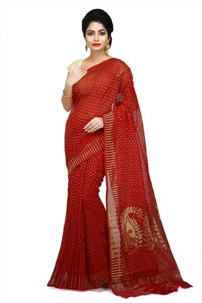 How to Check Quality Jamdani Saree for Online Shopping