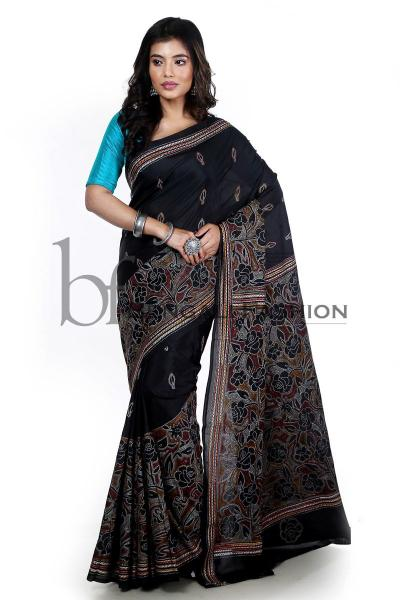 Drape a Partywear Saree – Make the Evening Yours Only